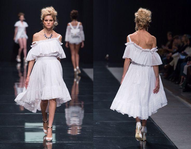 Костюм из хлопка, блузка топ из батиста, пышная юбка из шитья, пошив на заказ любого цвета и размера