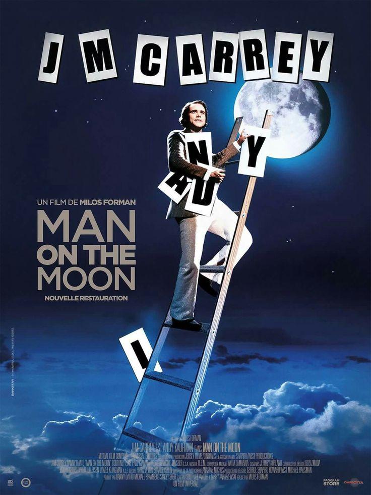 Man on the Moon, le biopic lunaire de Milos Forman et Jim Carrey de nouveau dans les salles en copie restaurée http://ow.ly/M99U30fqsQs