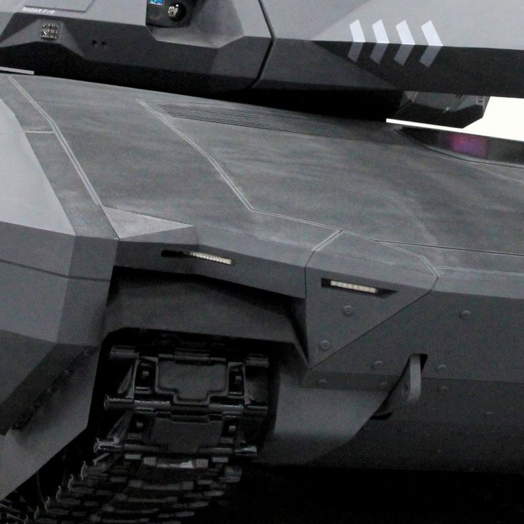 "PL-01 CONCEPT ""STEALTH TANK"" - DIRECT SUPPORT VEHICLE FOR OBRUM (PGZ SA), AUTODESK ALIAS 3D MODEL design by SOKKA"