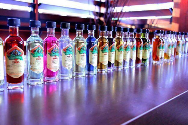 A range of what available at the Tamborine Mountain Distillery.... Book your tour there now http://ticketsandtours.com.au/travel/hop-on-hop-off-to-tamborine-mountain/