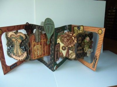 G45 Steampunk Accordion Album by Primitive Seasons