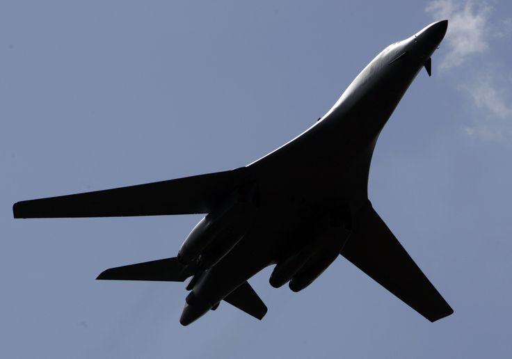 America Just Flew A Pair Of B-1B Bombers Over The Korean Peninsula