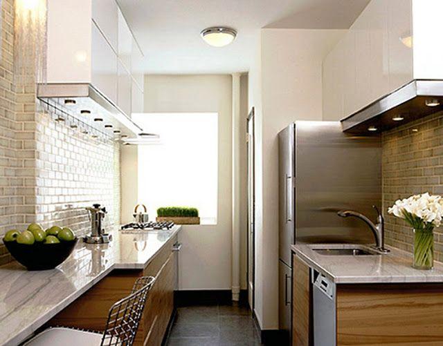Ανακαίνιση μικρής κουζίνας! 12 ιδέες πριν και μετά!