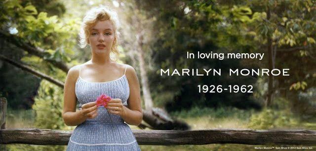 Ο Θάνατος της Marilyn Monroe - Θεωρίες συνωμοσίας