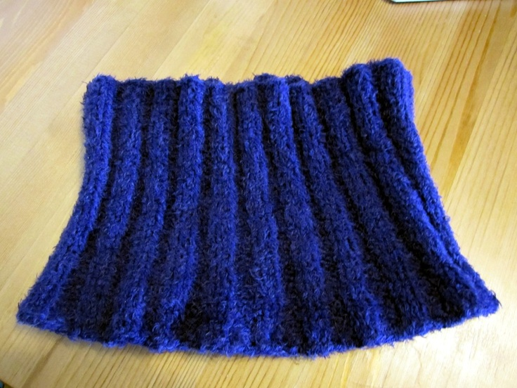 Fantastic Knitted Neck Warmer Free Pattern Images Easy Scarf