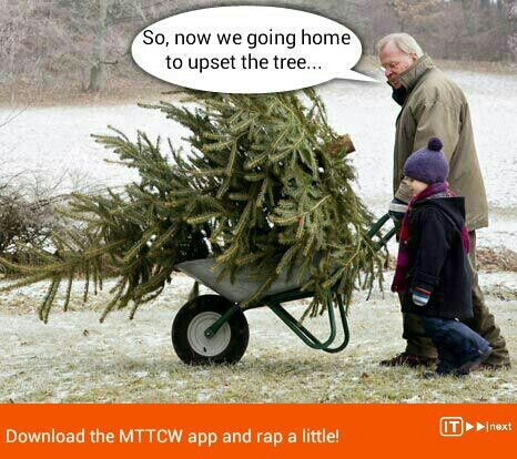 Upset the tree