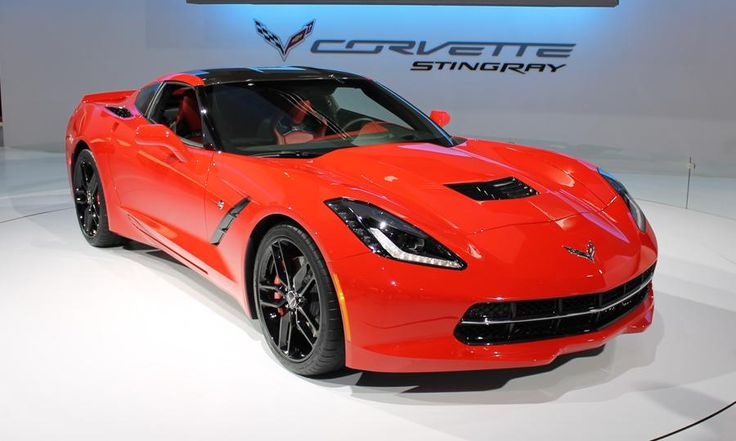 We are so excited to be one of the 900 dealers getting the Stingray Corvette!   http://www.stanmcnabb.com