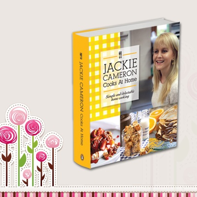 Pick the perfect Mother's Day gift with Penguin: http://penguinbooks.co.za/book/jackie-cameron-cooks-home/9780143530671