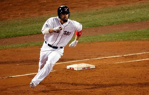 Red Sox outfielder's father praises baseballer's accomplishments