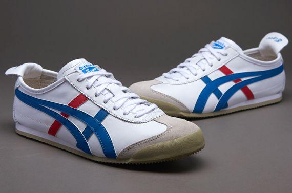 Onitsuka Tiger - Mexico 66 - c/o S10 - White / Blue - Shoes