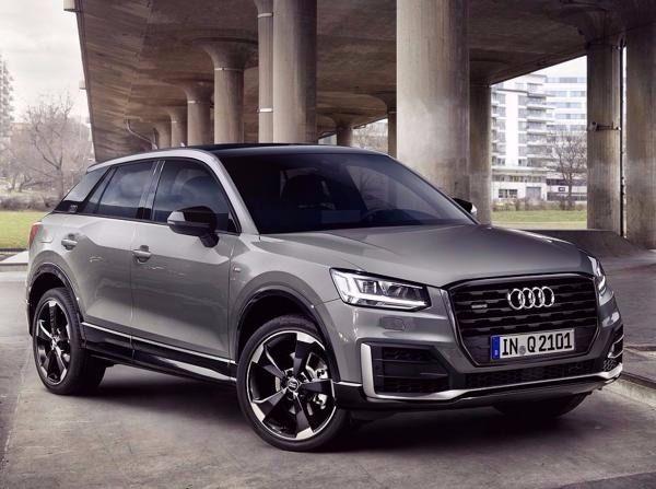 "Audi Q2 ""Edition #1"""