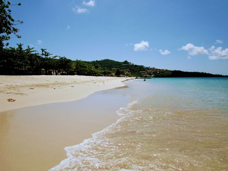 Grand Anse Beach Grenada Voted Best Caribbean Beach. http://wu.to/21lHl7 Take advantage of this last minute deal: All-inclusive floating villa in front of Grand Anse Beach, Grenada and come play on the beach!! http://wu.to/Iya7ZX