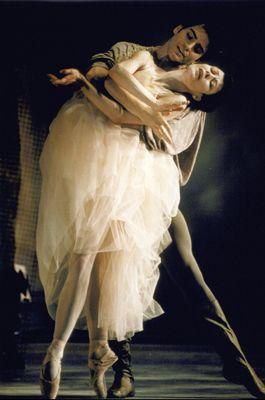 Karen Kain and Rex Harrington of the National Ballet of Canada