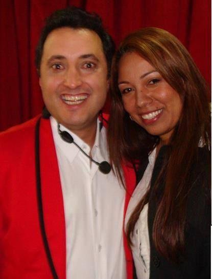 Claudia Londoño Peluquería Con Andres Lopez