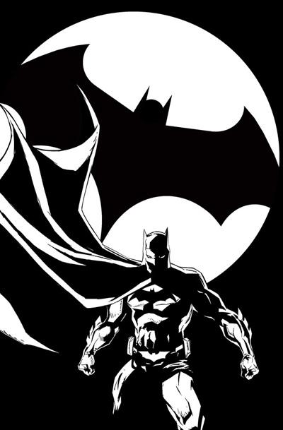 BEN WILLSHER - Bat-Signal