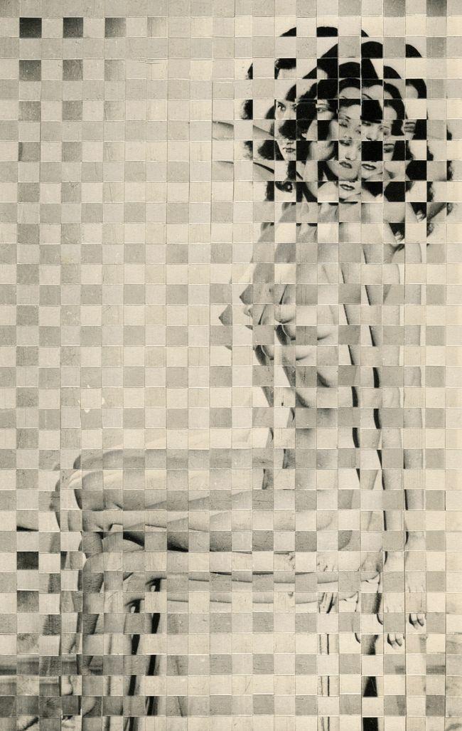 Collages (mosaicos). 2 Susana Blasco