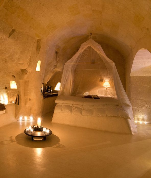 Hotel Sant'Angelo Sassi in Matera, Italy