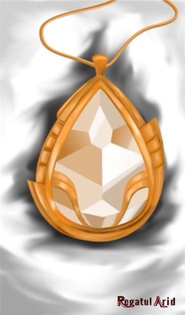 Trei talismane si un sceptru din lumea fanteziei
