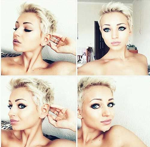 Cute Quick Hairstyles cute quick easy back to school hairstyles Cute Short Hairstyles Particularly For Girls