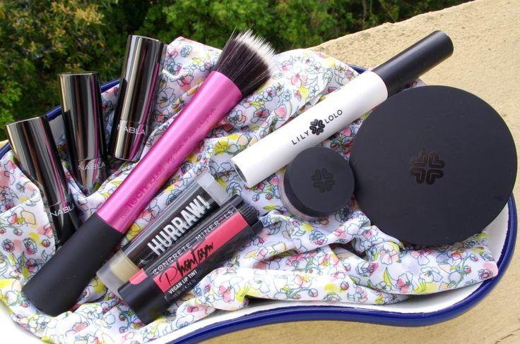 Enfin du maquillage sans cruauté sur le blog. Voici ma routine et mes produits favoris !   Bee Veggie : beauté sans cruauté, gourmandises & joie de vivre.