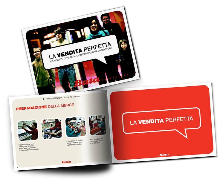 CLIENTE Bata. Esperienze di vendita all'interno di Bata Superstore #corporate #comunicazione #azienda #bata