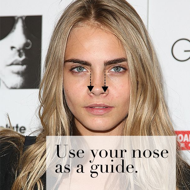 The 10 Eyebrow Commandments #eyebrows #caradelevingne