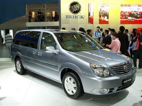 Отзывы о Buick GL8 (Бьюик ЖЛ8)