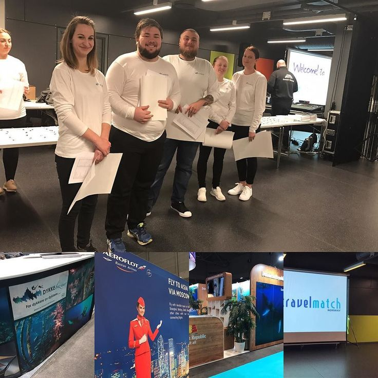 What a great weekend. My Tourism students did what administrative thing they  had to do they were able to participate in some B2B meetings at Travelmatch network at reiselivsmesse and still had enough energy afterwards. Not all of the students are pictures here though. You guys are awesome! #Tourism #reiselivsmessen2017 #TravelMatch2017 #reiselivsmesse #travel