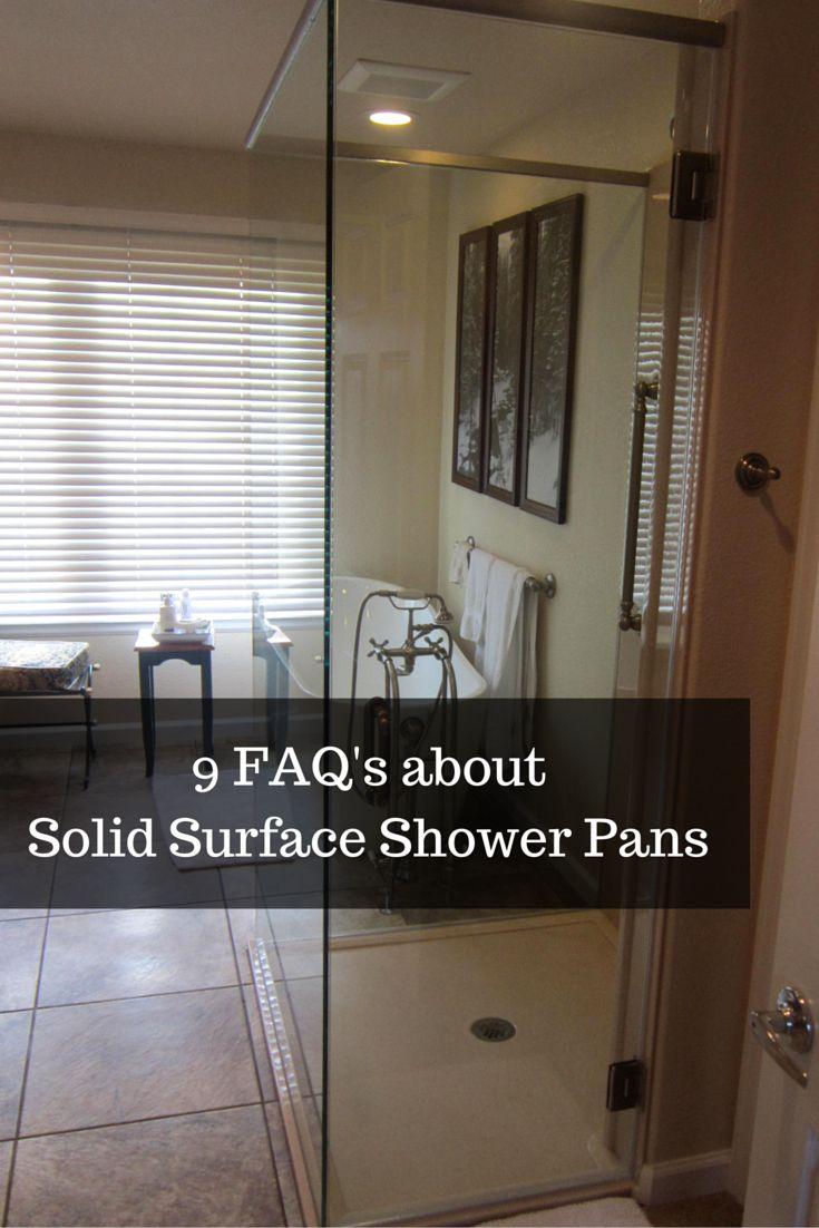 Best 25+ Corian shower walls ideas on Pinterest   Bathroom photos ...