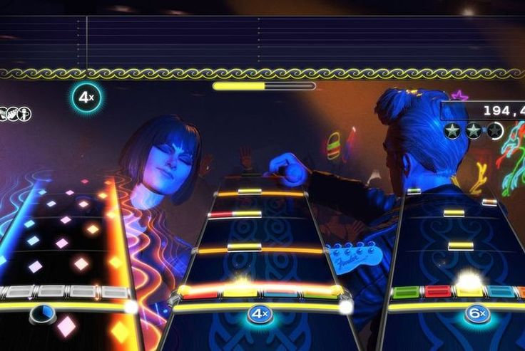 Rock Band 4 and Guitar Hero Live want to remind us of rhythm games' glory days