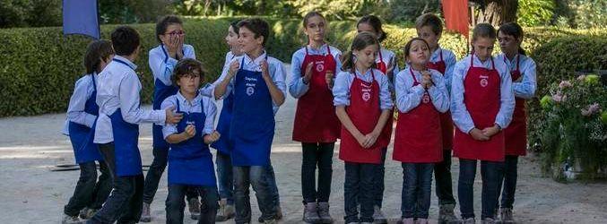 """Concursante Master Chef Infantil en España, ejemplo vivo de un hijo sano del patriarcado... """"Las chicas ya sabéis limpiar genéticamente"""" No más justificaciones a los comentarios machistas!!!"""