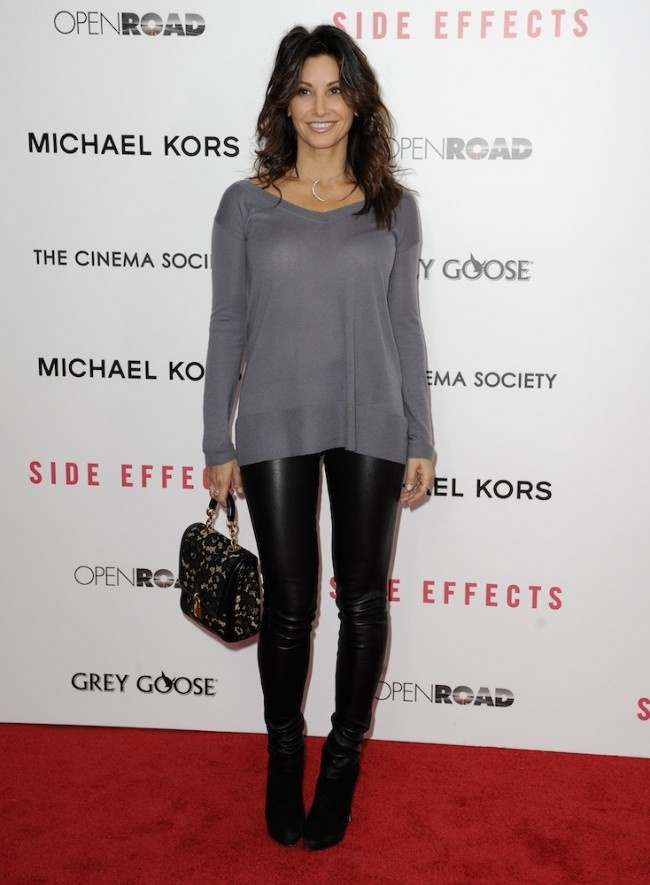 Gina Gershon is my new style icon! Love her!