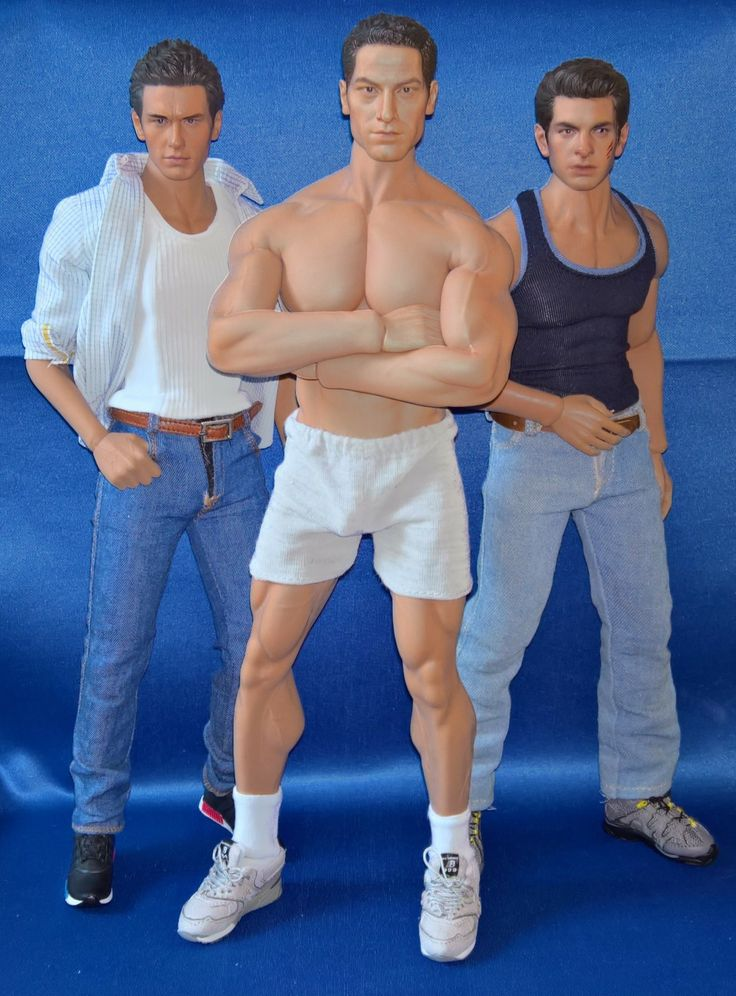 72 Best Phicen (TB League) Male Figures, My Creations
