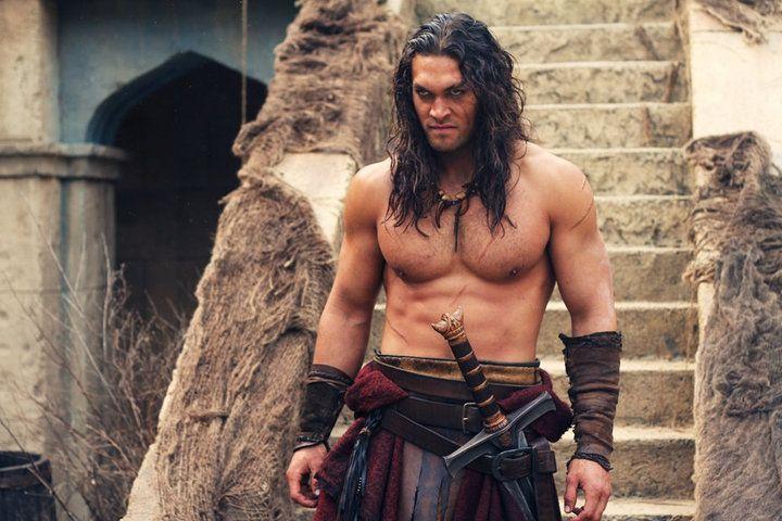 Jason Momoa Conan Pictures : Teaser Trailer