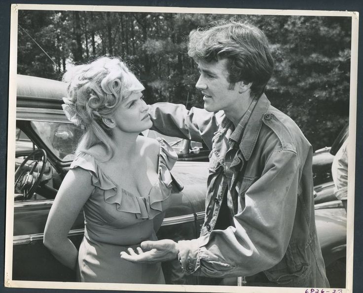 Maureen Arthur, and Robert Walker Jr., in The Killers Three (1968).