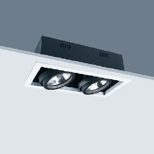double downlights   Square 50W Halogen Recessed Downlights for Project (R4b0005) pictures ...