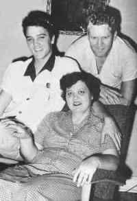 17 Best images about Elvis,Gladys and Vernon Presley on ...