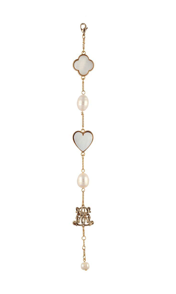 Lucky Chain Bracelet – Gold | Luck & Love #designerbracelet #designerjewellery #designerjewelry #jewellery #bracelet #Duchess #fashion #designerfashion