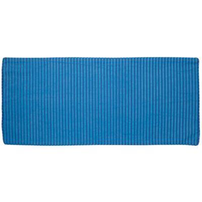 Toy Box Cushion (Blue Stripe)  | The Land of Nod