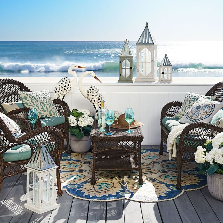 Find This Pin And More On Outdoor Beach Decor.