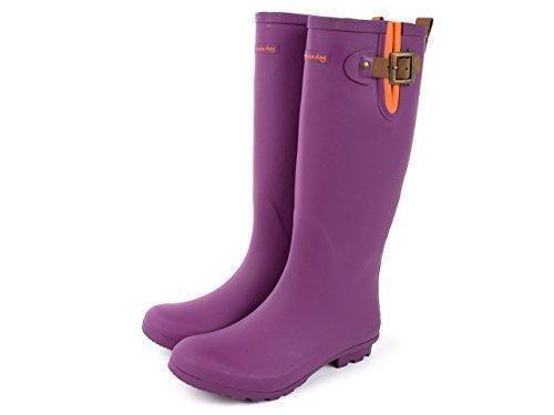 Oferta: 42.95€ Dto: -40%. Comprar Ofertas de Gioseppo BOLTON - Botas de lluvia para mujer, color morado, talla 37 barato. ¡Mira las ofertas!