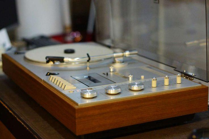 YAMAHA MS-2B - ÚNICO Amplificador, tocadiscos, pletina de cassette y sintonizador de radio todo integrado. con salida auxiliar... - 42245944 - Consolas y Videojuegos