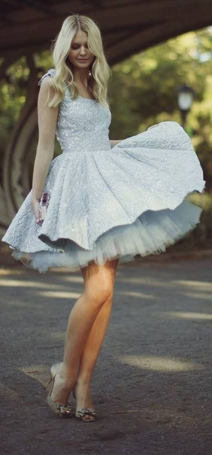 18 best Short Wedding Dresses images on Pinterest | Short bridal ...