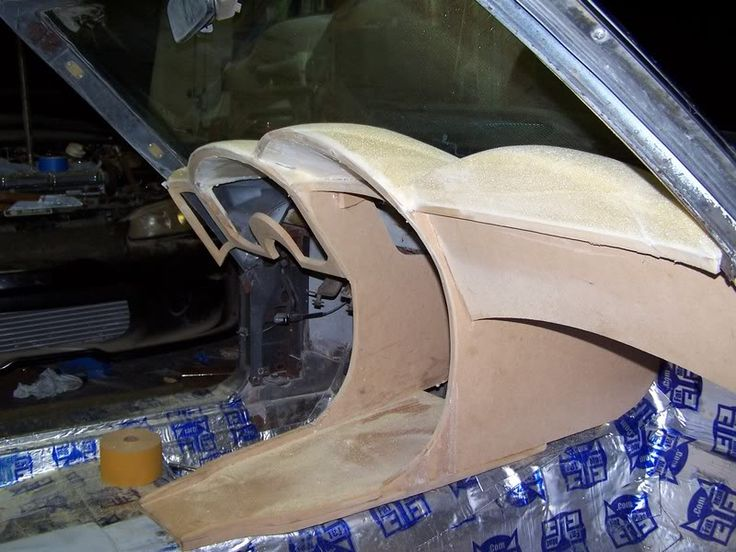 custom fiberglass interior (many pics) - Page 3 - Corvette Forum