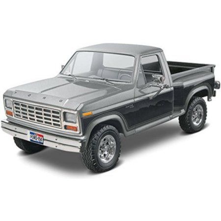 Revell Ford Ranger Pickup Truck Model Kit, Multicolor