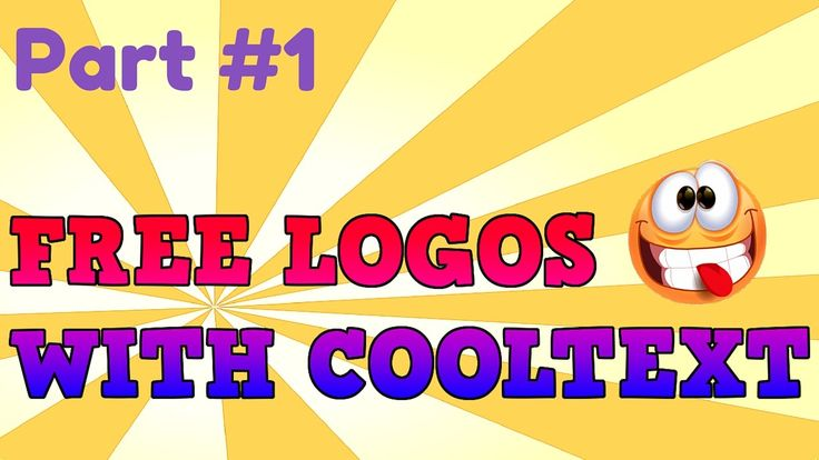 How To Make A Logo Online For Free - Part 1
