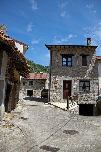 Alquiler casas Cabrales: Casa de aldea El Colladin, Cabrales. Casas rurales Asturias | Casas de aldea | desdeasturias.com