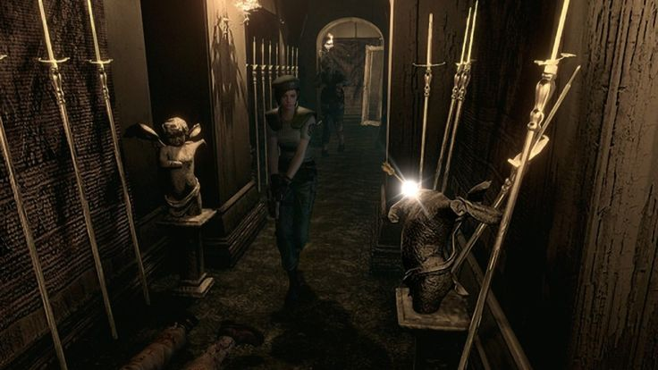 Remastered Resident Evil coming to current and past-gen consoles 2015