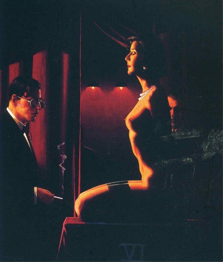 Jack Vettriano% 252C + + 1951 + - + The + twilight + zone + - + Tutt 2527Art% +% 25287% 2540% 2529