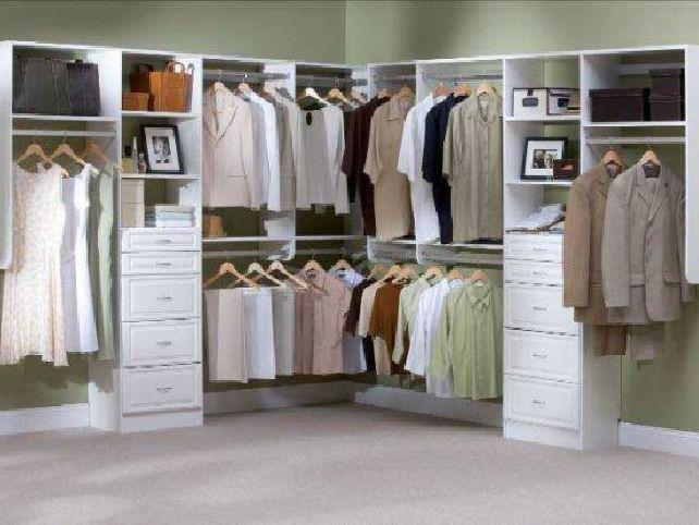 Martha Stewart Closets